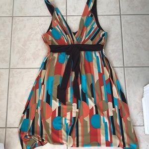 Summer Sleeveless Dress